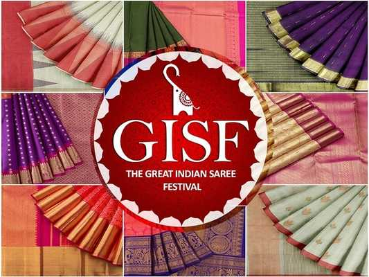 Great Indian Saree Festival