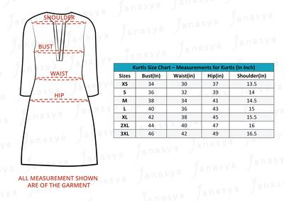 Kurta size chart %282%29 large