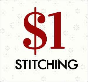 Buy $1 Stitching online