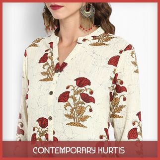 Contemporary kurtis  original sized