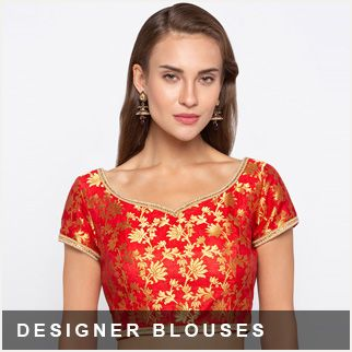 Designer blouses original sized