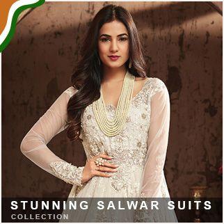 Stunning salwar suits original sized