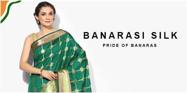 Banarasi silk original sized