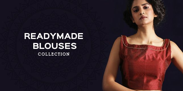 Readymade blouses original sized