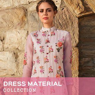 Dress material original sized