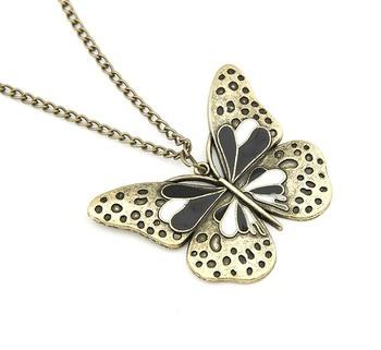 Butterfly Pendent Neckpiece