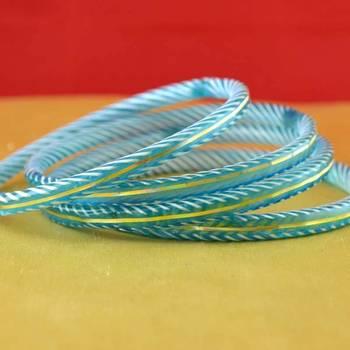 glass bangle kara size-2.6