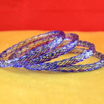 glass bangle kara size-2.4