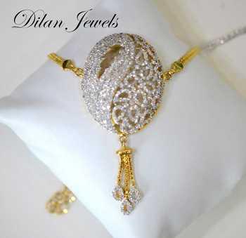 Designer Diamond Armlet