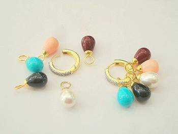 changeable earrings
