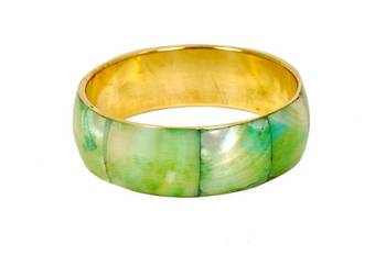 Designer Brass Bangle