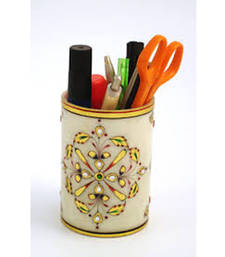 Buy Marble pen stand congratulation-gift online