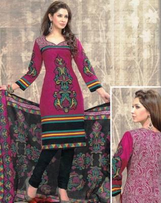 Dress Material Cotton Designer Prints Unstitched Salwar Kameez Suit D.No SG9105