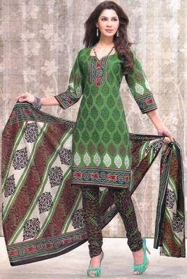 Dress material cotton designer prints unstitched salwar kameez suit d.no SG9111