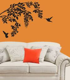 Buy HummingBirds and branches wall-decal online