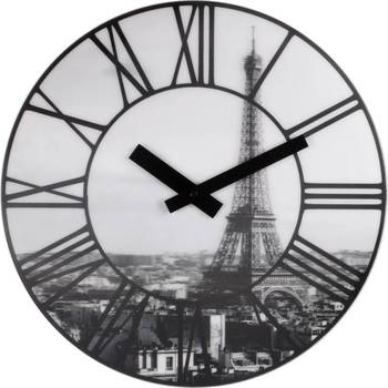 3004- LA VILLE Clock for Style Lovers