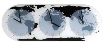 8108-MONDIAL World Time Clock for Office