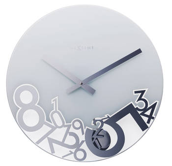 8115-DROPPED Funky Stylish Designer Clock