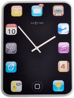 3022-WALLPAD IPAd Lovers Clock
