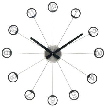 2910zw-PLUG INN Clock for Office Or Home