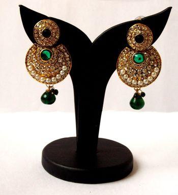 The Dazzling Jewel-Green