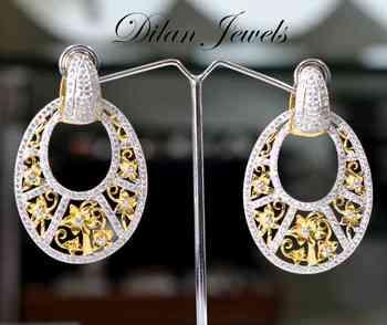 Classy Diamond Balis