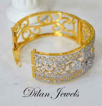 Ravishing Diamond Bracelet