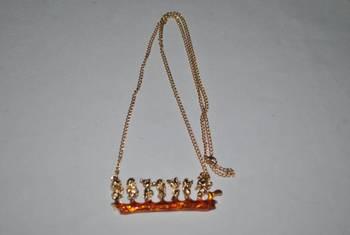 Seven dwarfs necklace