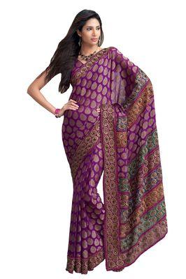 Designer Indian Sari SimSim 7005 A