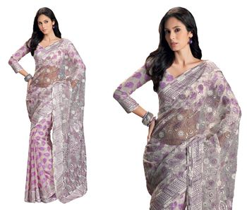 Designer Indian Sari SimSim 7007 A