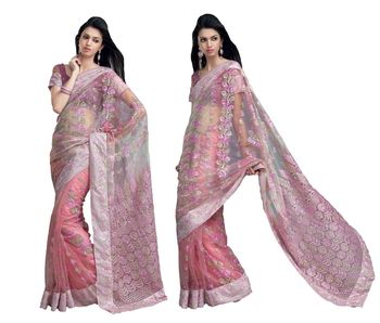Designer Indian Sari SimSim 7011 A