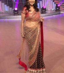 Buy Madhuri Dixit Bollywood Replica Saree net-saree online