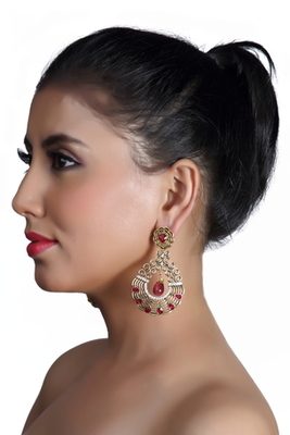 Beautiful Rani Earrings