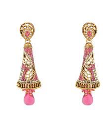 Cute Pink Designer Earrings