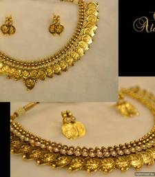 Buy Traditional Necklace Set 1 Necklace online