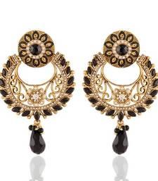 Buy Gracefull Gold Plated Jewellery Earrings For Women eid-jewellery online