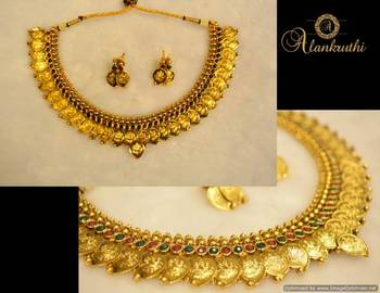 Traditional Necklace Set 5