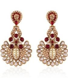 Elegent  Gold Plated Jewellery Earrings For Women
