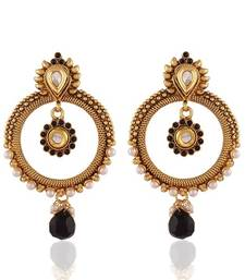 Marvellous Gold Plated Jewellery Earrings For Women