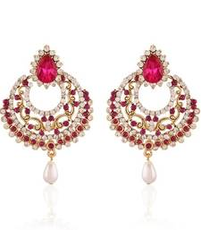 Glimmey Gold Plated Jewellery Earrings For Women