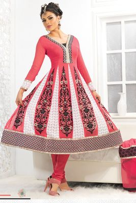 Party Wear Dress Material Fairy1111