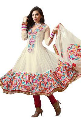 Party Wear Dress Material Fanz1003