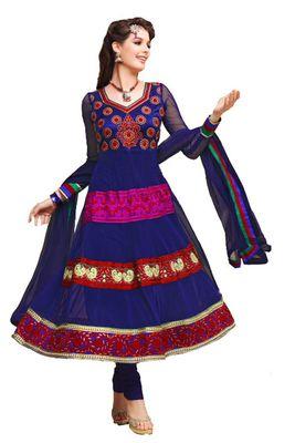 Party Wear Dress Material Nene6008