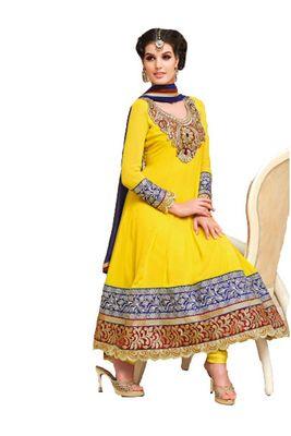 Party Wear Dress Material Nene6009