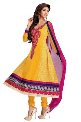 Party Wear Dress Material Upvan758