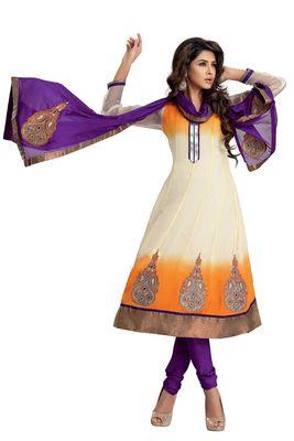 Party Wear Dress Material Upvan765