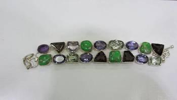 Multistone bracelet