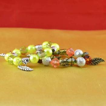 moti braclet with adjustable