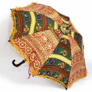 Colorful Design Rajasthani Umbrella Handicraft