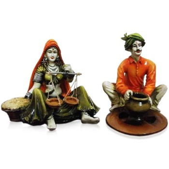 Set of 2 Rajasthani Couple